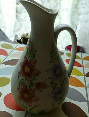 Radford Hand Painted Small Floral Jug • 2.99£