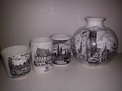 Vintage Kaiser AK West Germany Vase & Other Pieces • 20£