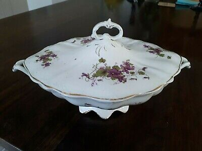 Tureen / Serving Dish With Lid • 0.99£