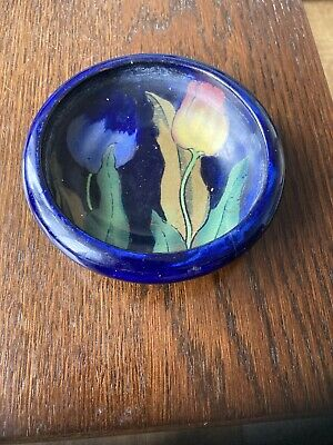 Rare Vintage Collectable Royal Stanley Ware Jacobean Tulip Small Trinket Bowl • 10£