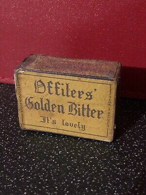 Offilers Brewery Derby Match Box • 2£