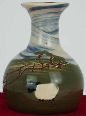 Caroline Smith - Abbot Pottery - Vase • 20£