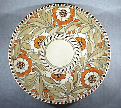 CROWN DUCAL CHARLOTTE RHEAD DESIGN CHARGER C1935 • 145£