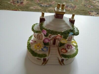 Coalport Keepers Cottage And Box • 4£