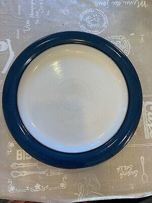 1 Denby Boston Blue Dinner Plate • 2.70£