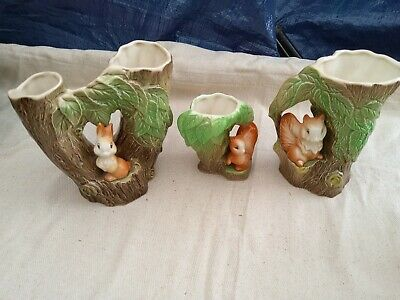 Vintage Witheansea Eastgate Fauna Pottery • 4£