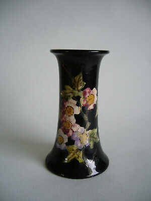 Bretby Antique Hat Pin Vase Aesthetic Movement C1912 Henry Tooth & Co. Signed. • 30£