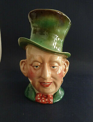 Beswick Large China Character Jug - Mr Micawber/ Title Deed  • 19.99£