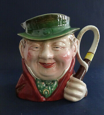 Beswick Large China Dickens Character Jug - Tony Weller • 19.99£
