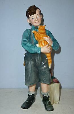 DOULTON Evacuee Figure - WELCOME HOME HN3299 - Children Of The Blitz • 175£