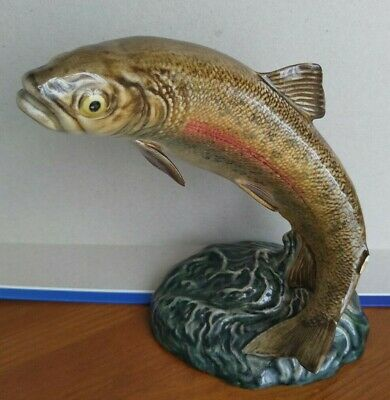 Beswick Leaping Trout - 1032 • 39.99£