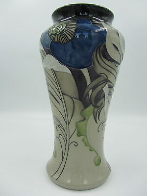 MOORCROFT Clonderwood Large Vase Limited Edition Trial • 185£