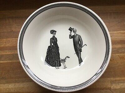 The Victorian English Pottery - Homelab Halloween Small Serving Bowl - Brand New • 19.99£