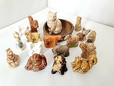 Wade Whimsies Collection Job Lot • 15£
