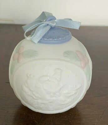 Lladro Porcelain Christmas Bauble 1993 Collectable Christmas Decoration • 3.90£