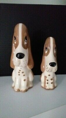 Szeiler Vintage Sad Sam Dogs X 2 • 7.50£
