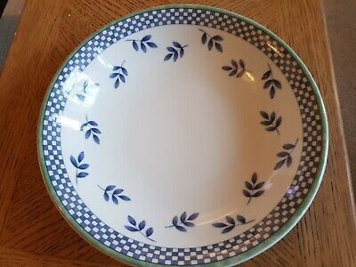 Villeroy & Boch Large Shallow Pasta Bowl Switch 3 New Condition  • 24.99£