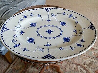 Masons Denmark Blue 14  Large Serving Platter In Excellent Condition • 22.50£
