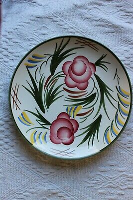 Wade Royal Victoria Pottery Plate Flower Design Excellent Condition • 1.99£