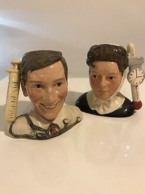 """Character Jugs """"Carry On"""" Collection • 220£"""