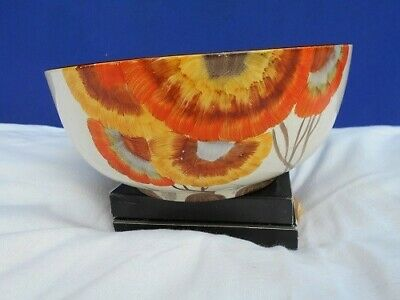 Clarice Cliffe Bowl 1930's • 150£