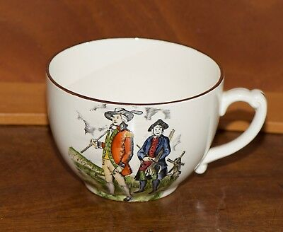 GRAY'S POTTERY Society Of Goffers At Blackheath Large Cup  • 9.99£
