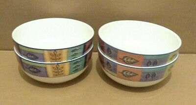 Royal Doulton Everyday 4 Cereal/Soup/Dessert Bowls • 25£