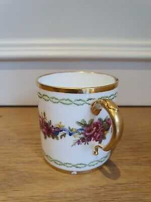 18th Century Sevres Coffee Can • 110£