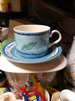 Royal Stafford ,Bluebell Teacup And Saucer X 4.  • 12£
