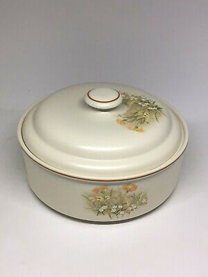 Field Flowers  - Casserole Dish - Marks And Spencer • 12£