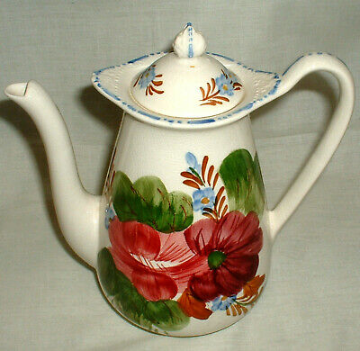 Solian Cobridge   Belle Fiore   8  Coffee Pot  • 5£
