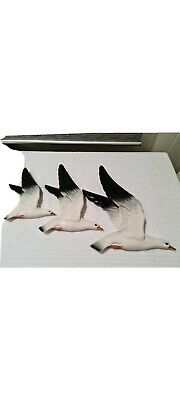 RARE Beswick England Seagulls Complete Set 922-1/922-2/922-3 Vintage Antique  • 354.57£
