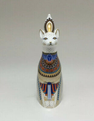 Royal Crown Derby - Royal Cats - Egyptian • 69£