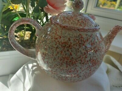 Arthur Wood Speckled Vintage Teapot Retro • 5£