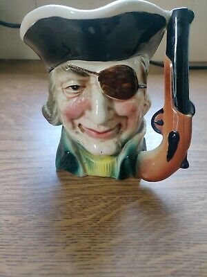 Pirate Toby Jug • 5£