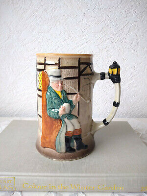 Charming LANCASTER SANDLAND Tankard 'Tony Weller And Mine Host' Character Tankar • 0.99£