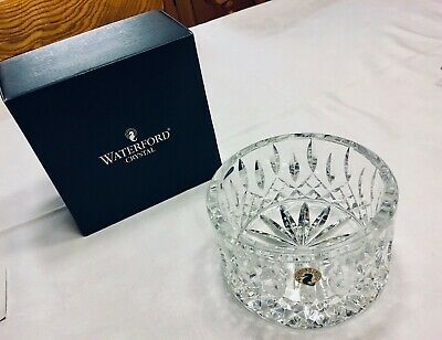 Waterford Cystal Lismore Champagne Coaster Unused, Boxed • 10.50£