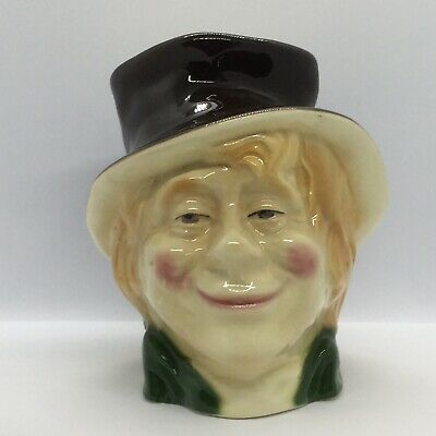 ⭐️ 'KINGSTON POTTERY' 1960's 'CHARLES DICKENS' TOBY JUG 'ARTFUL DODGER' BOXED! • 20£
