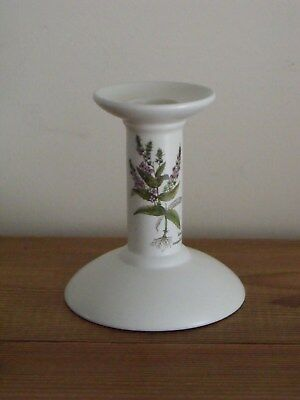 Poole Pottery  Country Lane   Candlestick • 4£