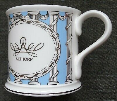 Souvenir Mug From Althorp. Quotation From Princess Diana's Funeral. 74 Mm High • 12.75£