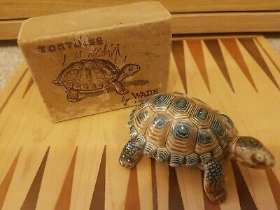 Wade Whimsie Daddy Tortoise Boxed • 8£