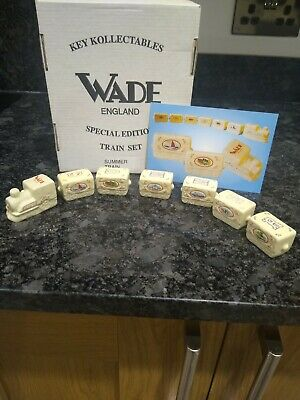 Wade Summer Train Set Limited Edition Of Just 500 Sets • 10£