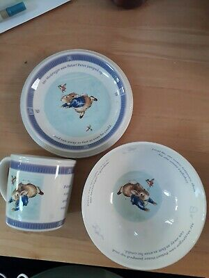 Peter Rabit Dish SET • 9.99£
