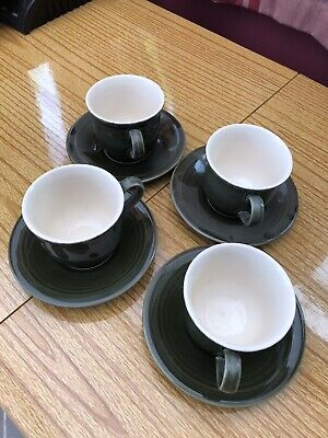 BHS  - Brecon Cup And Saucer X 4 • 14.99£