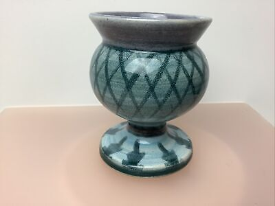Tain Pottery Scotland Thistle Design Egg Cup • 6.99£
