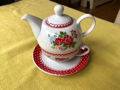 Waterside Floral Tea For One Set......CHRISTMAS GIFT  • 4.99£