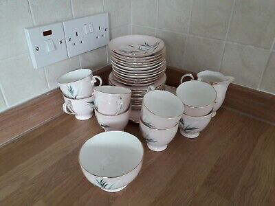 Royal Grafton 8184 Fine Bone China 35 Piece Tea Set *local Delivery Available* • 34.99£