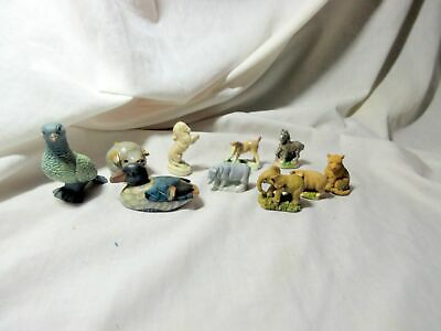 Little Animals Collection Some Are Vintage Wade Whimsies • 0.99£