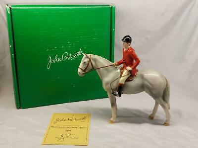 Beswick  Huntsman On  Grey Horse JBH27 GR Limited Edition Of 250 Boxed • 289.98£