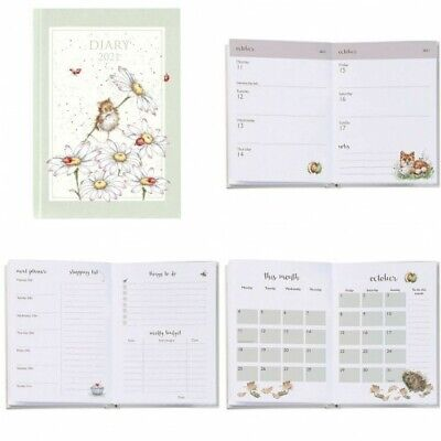 Wrendale  2021 Diary & Planner • 8.95£